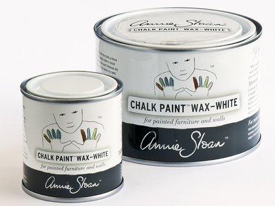 Annie Sloan whitewax