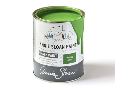 Annie SLoan Antibes Green