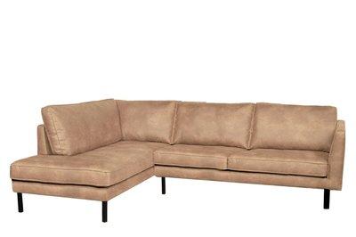 Hoekbank Leer Lounge.Lifestyle Perugia Bank Leer Lounge Sofa Diverse Kleuren De