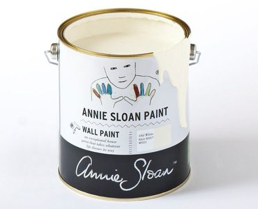 Annie Sloan Wall Paint Old White