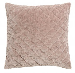 Nordal - Quilted kussen - Dusty pink