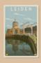 Koelkastmagneet Leiden - Morspoort